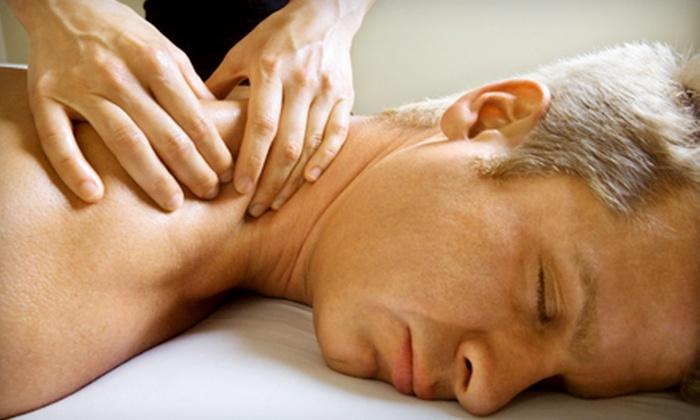 Victoria Massage and Wellness Clinic - Essex: 30-Minute, 45-Minute, or 60-Minute Therapeutic Massage at Victoria Massage and Wellness Clinic