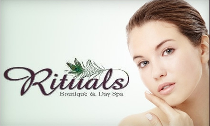 Rituals Medi-Spa or Rituals Boutique and Day Spa - Multiple Locations: $25 for a Rejuvenating European Facial at Rituals Medi-Spa or Rituals Boutique and Day Spa