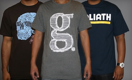 Goliath - Goliath in Harlem