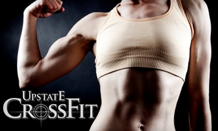 Upstate CrossFit - Mauldin: $49 for 12 Core Fitness Classes at Upstate CrossFit ($160 Value)