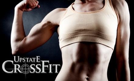Upstate CrossFit - Upstate CrossFit in Mauldin