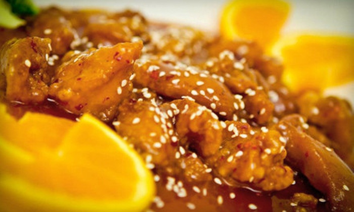 Rak Thai Bistro - Northview: $18 for Dinner for Two at Rak Thai Bistro (Up to $36 Value)