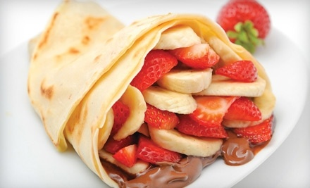 Crepe Delicious at Vaughan Mills Shopping Centre: Bass Pro Mills Dr., Suite 352 in Vaughan - Crepe Delicious in Vaughan