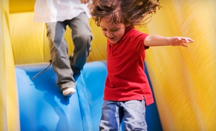 Full-Day Rental of a Mini Bouncy Castle (a $99 value) - AdventureMania Inflatables in Milton