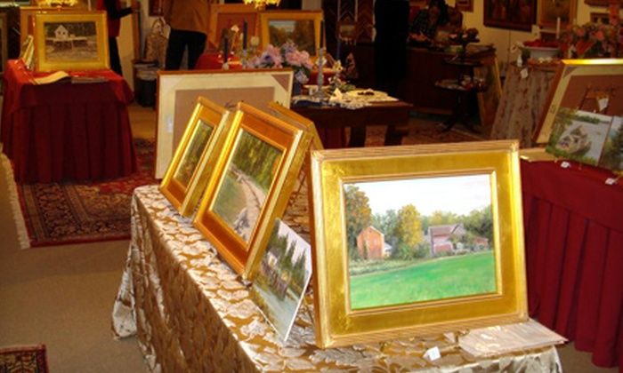 J.J. Gillespie Gallery - McMurray: $40 for $110 Worth of Custom Framing or Oil-Painting Appraisal at J.J. Gillespie Gallery (Up to 64% Off)