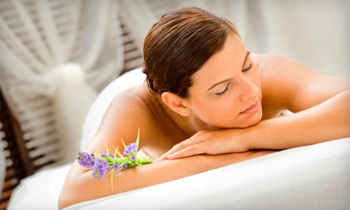Planet Beach - Seth Child Commons: $39 for Three Spa Services at Planet Beach ($79 Value)