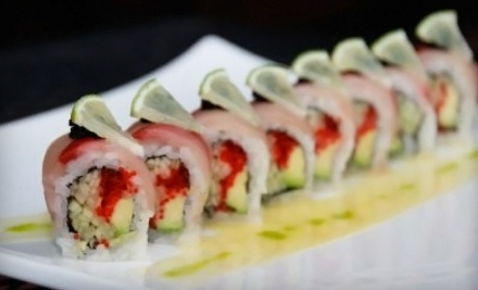 $25 Groupon to Yagu Japanese Sushi - Yagu Japanese Sushi in Chesterfield