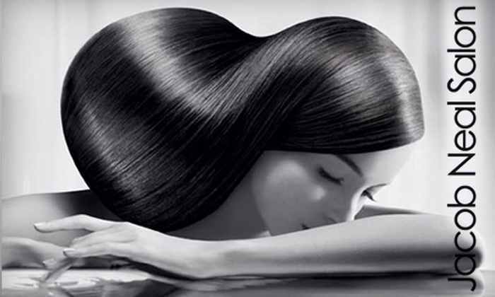 Jacob Neal Salon - Short North: $150 for Royal Keratin Treatment at Jacob Neal Salon ($350 Value)
