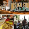 Half Off at Orange Street Cafe