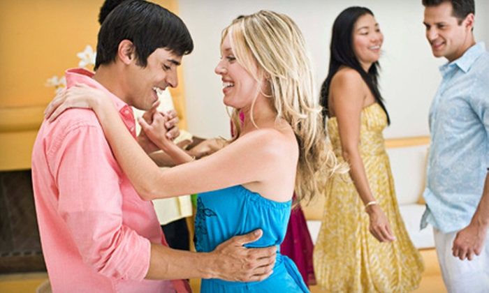 Starlighter's School of Dance - Nixa: Four-Week Individual Dance Course or Couples Ballroom-Dance Course at Starlighters School of Dance