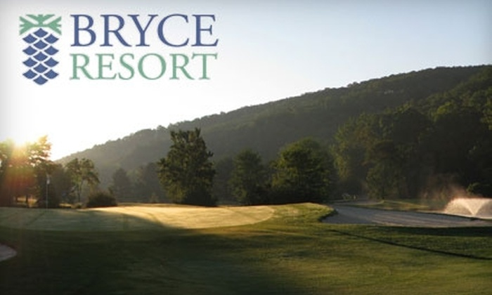 Bryce Resort - 1: $49 for 18 Holes of Golf for Two Plus Cart at Bryce Resort in Basye (Up to $98 Value)