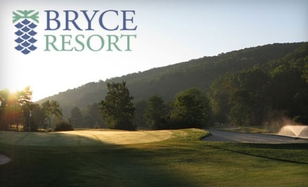 Bryce Resort In Basye Virginia Groupon