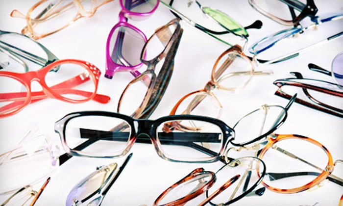 eyeglass.com: $50 for $100 Toward Prescription Eyewear from eyeglass.com