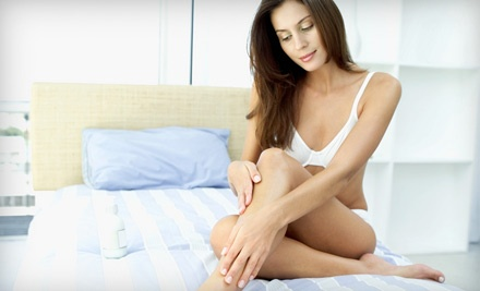 6 Laser Hair-Removal Treatments on a Small Area or 3 Treatments on a Medium Area - Kalologie in Thousand Oaks