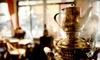 Samovar Tea Lounge - Multiple Locations: $25 for $55 Worth of Tea Service and Café Fare at Samovar Tea Lounge