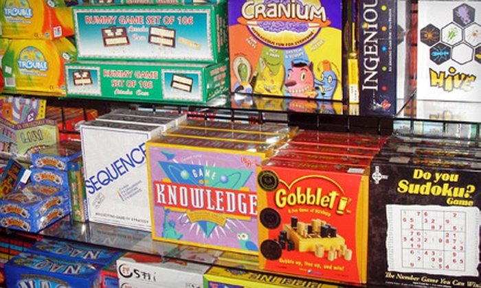 The Whiz Store - Westborough: $15 for $30 Worth of Gaming and Hobby Merchandise at The Whiz Store in Westborough