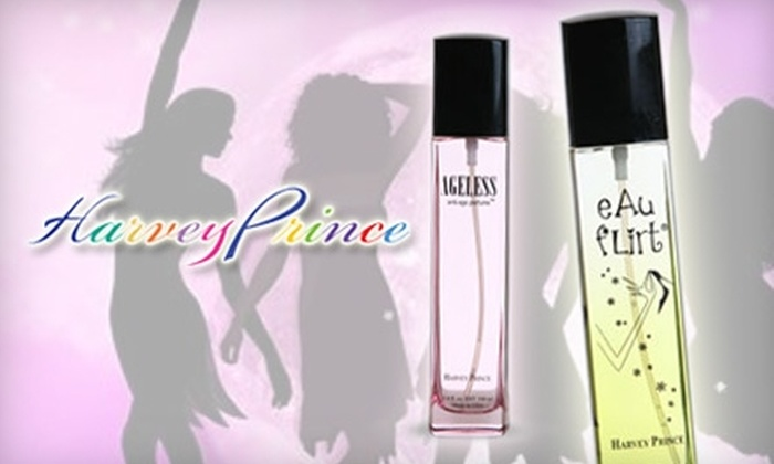 Harvey Prince: $49 for Your Choice of Eau Flirt Or Ageless Anti-Age Fragrances from Harvey Prince ($98 Value)