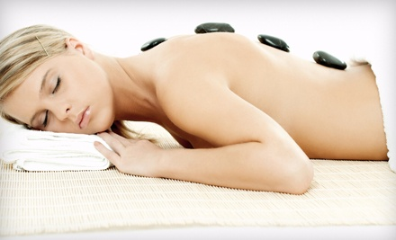 1-Hour Hot-Stone Massage (an $80 value) - Amanti Salon in Cromwell