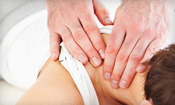 Health First Chiropractic Wellness Center - Multiple Locations: One or Two 60-Minute Massages at Health First Chiropractic Wellness Center (Up to 52% Off). Two Locations Available.