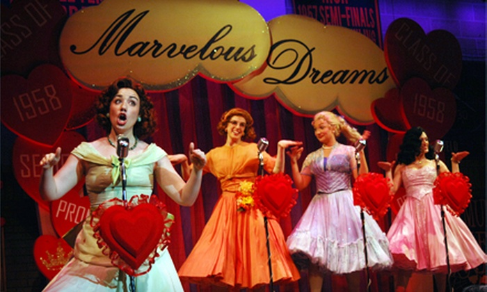 """The Marvelous Wonderettes - Downtown: $20 for One Ticket to """"The Marvelous Wonderettes"""" at the CLO Cabaret (Up to $44.75 Value). Choose from Six Performances."""