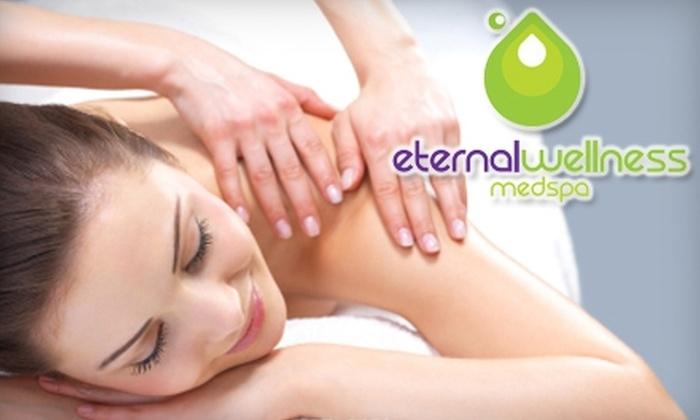 Eternal Wellness Medspa - McAllen: $30 for a Swedish Massage at Eternal Wellness Medspa ($60 Value)