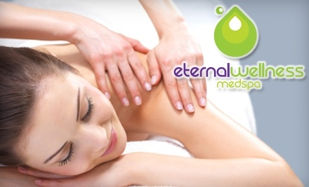 Half off swedish massage eternal wellness medspa groupon for 33 fingers salon groupon