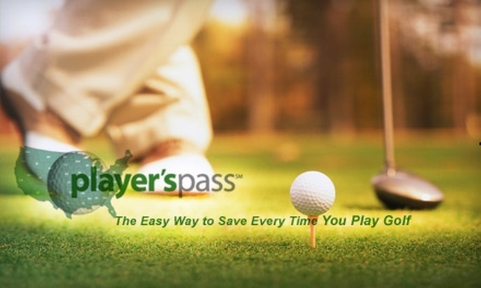 Players Pass - Phoenix: $33 for a One-Year Player's Pass Membership for Golf Discounts ($67 Value)