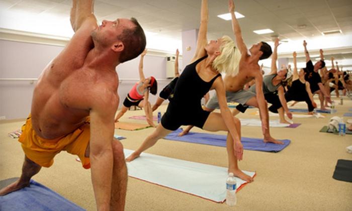 Bikram Yoga Shelton - Shelton: $49 for Two Months of Unlimited Classes at Bikram Yoga Shelton (Up to $259 Value)