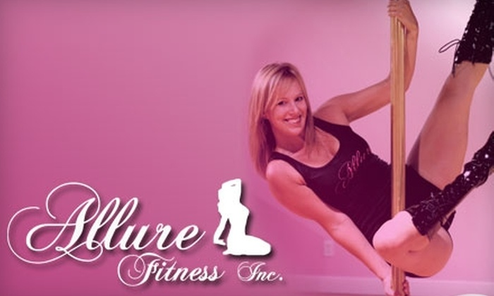 Allure Fitness - Westdale South: $45 for a Four-Week Progressive Pole-Dancing Course from Allure Fitness Inc.