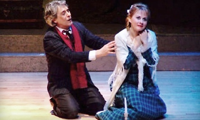 """""""La Bohème"""" - New London: $52 for a """"La Bohème"""" Evening for Two at Garde Arts Center in New London on February 2 at 7:30 p.m. ($114 Value)"""