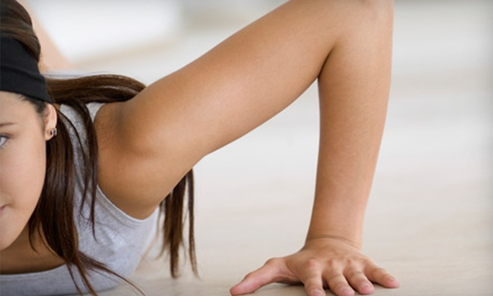 Warrior Fit Body Boot Camp - West Valley: $25 for a Six-Week Boot-Camp Package at Warrior Fit Body Boot Camp ($147 Value)