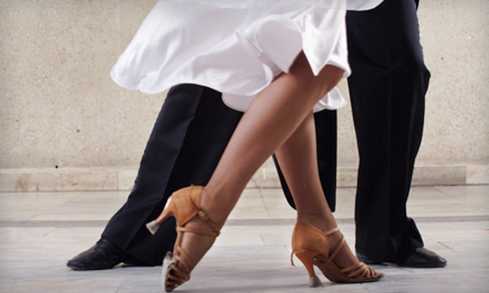 Shall We Dance - Oak Flower: $79 for 10 Group Dance Classes for Two at Shall We Dance ($200 Value)