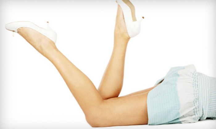 North Dallas Medical Group - Forest Court: Two or Three Laser Spider-Vein-Removal Sessions at North Dallas Medical Group (Up to 69% Off)