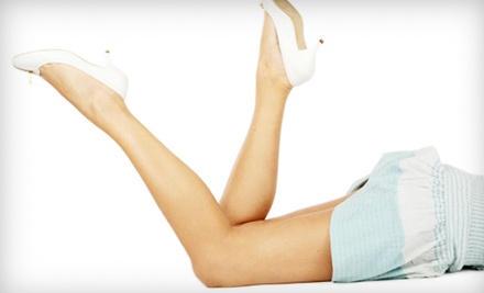 Two 15-Minute Laser Spider-Vein Removal Sessions (a $300 value) - North Dallas Medical Group in Dallas