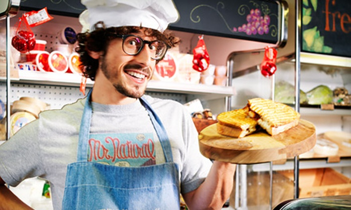 Leslieville Cheese Market & Fine Foods - Downtown Toronto: $7 for Two Specialty Grilled-Cheese Sandwiches at Leslieville Cheese Market & Fine Foods ($14 Value)