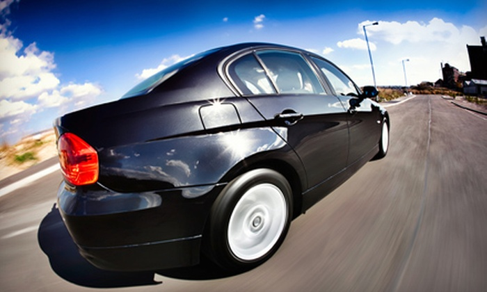 Flawless Autoworx - Halifax: $79 for an Auto Detail and Maintenance Package at Flawless Autoworx (Up to $214.98 Value)