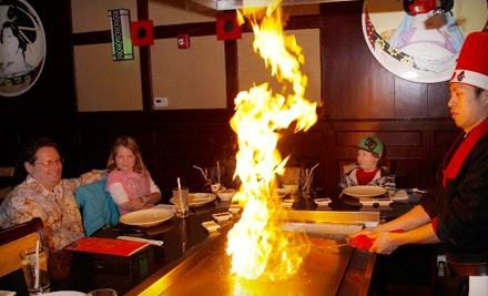 $25 Groupon to Fuji Japanese Steakhouse - Fuji Japanese Steakhouse in Mentor