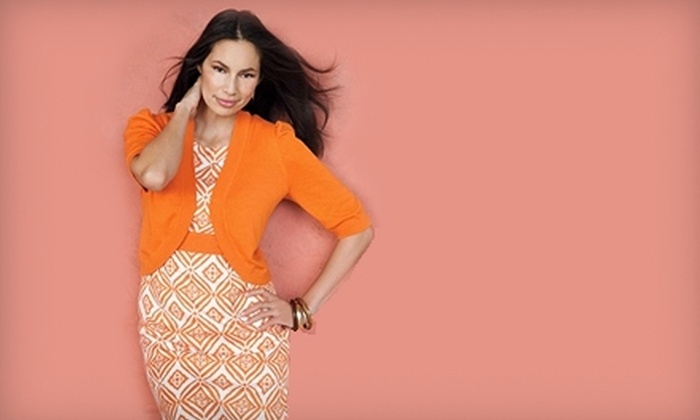 Jessica London : $25 for $50 Worth of Plus-Sized Clothing and More from Jessica London