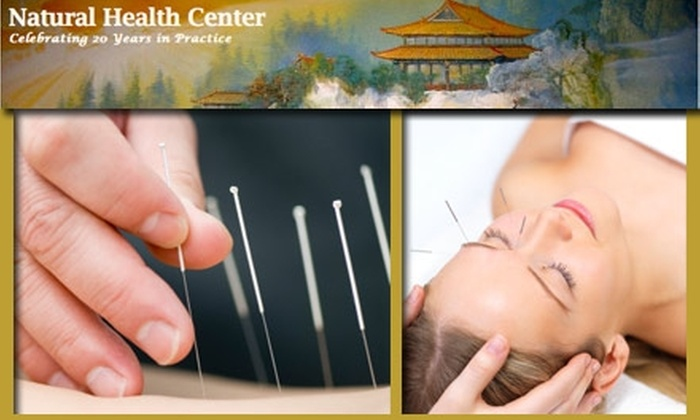Natural Health Center - Milpitas: $20 for Acupuncture at Natural Health Center