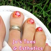 Jo's Toes & Esthetics - Kitsilano: $40 for a Manicure and Pedicure from Jo's Toes & Esthetics ($85 Value)