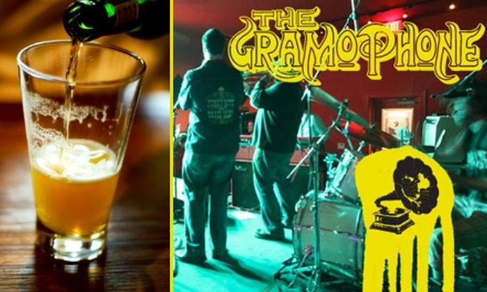 The Gramophone - Forest Park Southeast: $9 for $25 Worth of Admission, Drinks, and Live Music at The Gramophone