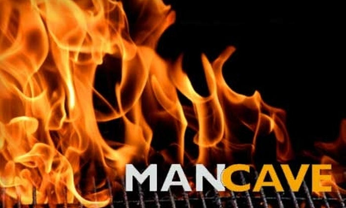 Man Cave: $29 for $61 Worth of Meat, Apparel, and Other Manly Products from Man Cave