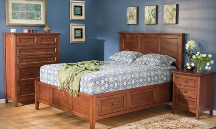 Wood You Furniture - Gainesville: $50 for $100 Worth of Ready-to-Paint Wood Furniture at Wood You Furniture of Gainesville