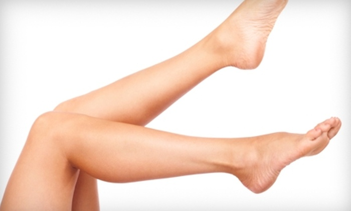 Angelic Skin Clinic - Maple Grove: $199 for Six Laser Hair-Removal Treatments at Angelic Skin Clinic in Maple Grove (Up to $3,000 Value)