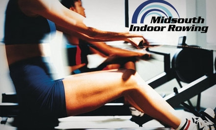 MidSouth Indoor Rowing - South Main Historic District Association: $5 for One Drop-In Indoor Rowing Class at MidSouth Indoor Rowing (Up to $15 Value)