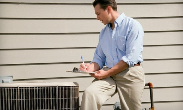 Marnade Services Corporation - City Center: $39 for an Air-Conditioning Tune-Up from Marnade Services Corporation (Up to $125 Value)