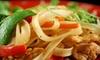 Chaba Thai - Scarborough: $10 for $20 Worth of Thai Fare at Chaba Thai Cuisine