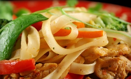 $20 Groupon to Chaba Thai Cuisine - Chaba Thai Cuisine in Scarborough