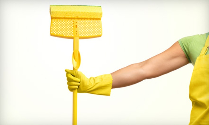 Absolutely Maid Clean - Kitchener - Waterloo: $39 for a Three Hours Worth of Home Cleaning from Absolutely Maid Clean (Up to $90.40 Value)