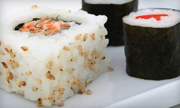 Ringo Japanese Restaurant - DePaul: $10 for $20 Worth of Sushi, Grilled Fare, and More at Ringo Japanese Restaurant